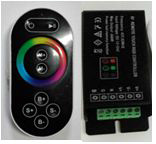 LED RGB 8 key RF Controll Output 3 channels
