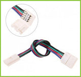 Plastic Solderless Connector RGB