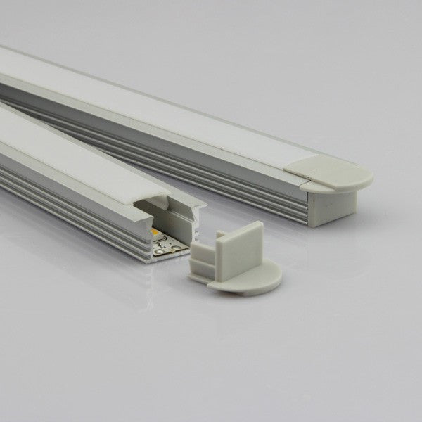 Recessed LED Track Profile  36""
