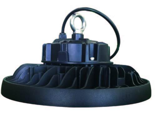 LED UFO High Bay 200W 5000K Input 347-480V
