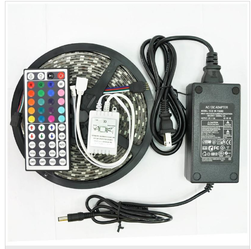 LSG - Strip Kit 5050 Outdoor IP65  KIT  44key Remote