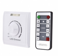 LED Dimmer Infrared Remote Triac Dimmer