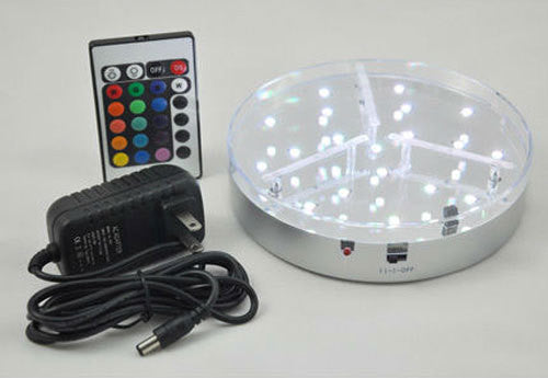 6 INCH UPLIGHTER LED LIGHT BASE