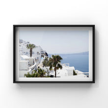 Load image into Gallery viewer, Santorini ocean view