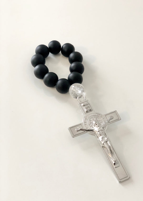 Decade Rosary Keepsake for Him