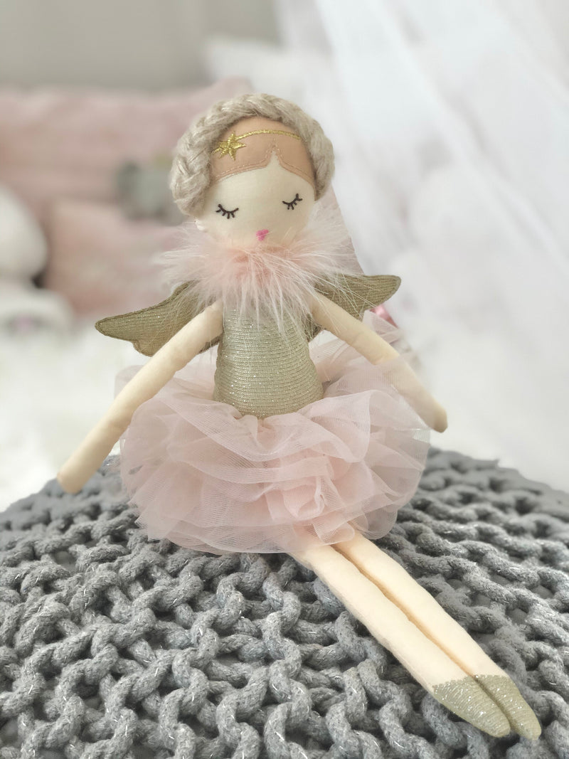 'Adele' Keepsake Angel Doll