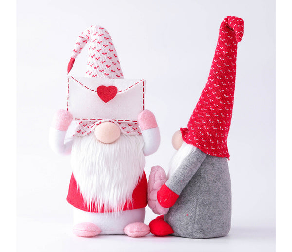 Mr. Valentine's Day Gnome