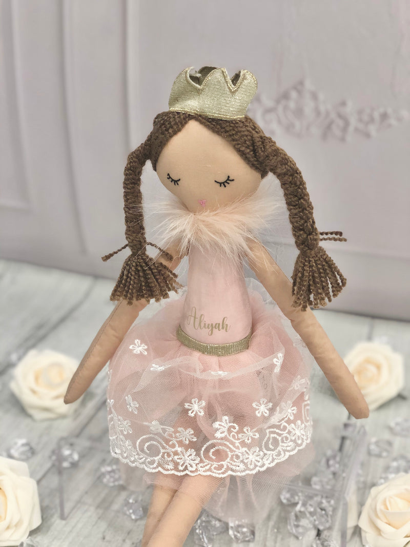 'Princess Paige' Heirloom Doll