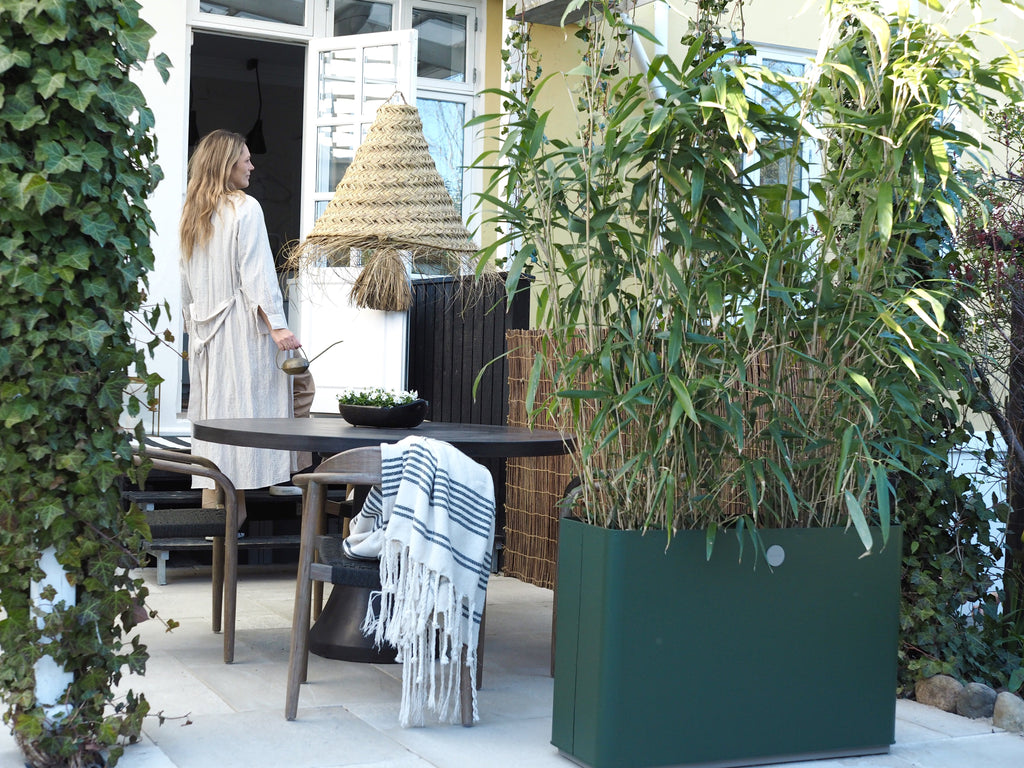 Make the terrace and garden ready for spring & summer