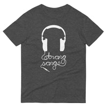 Load image into Gallery viewer, Headphones Tee (White Print)