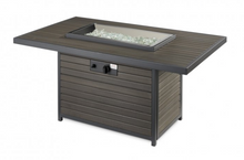 Load image into Gallery viewer, Brooks Rectangular Gas Fire Pit Table