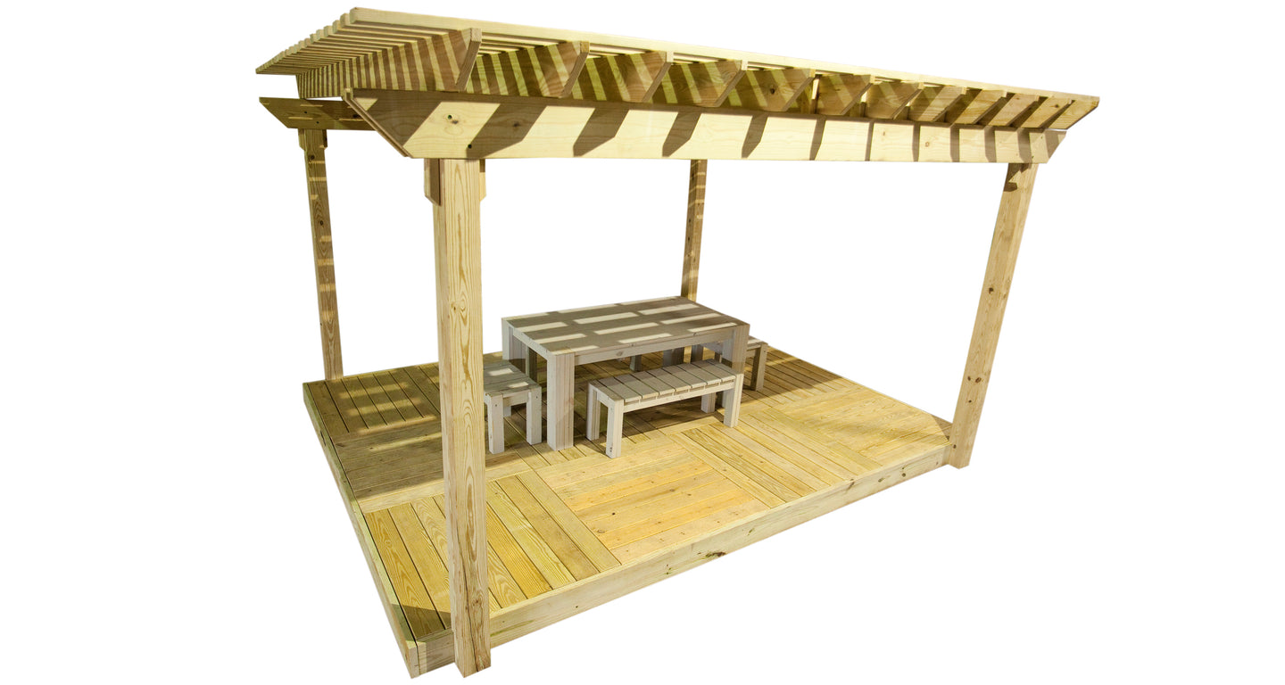 Dining Pergola Package