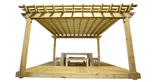 Load image into Gallery viewer, Dining Pergola Package