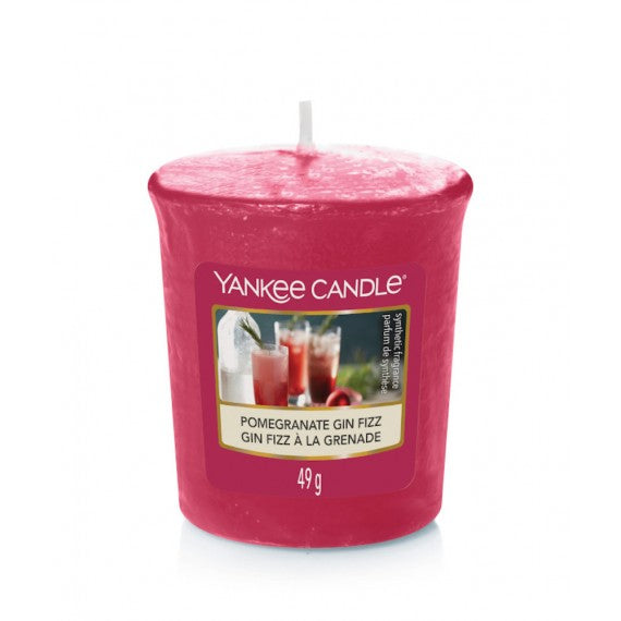 Bougie Votive Yankee Candle - Pomegranate Gin Fizz