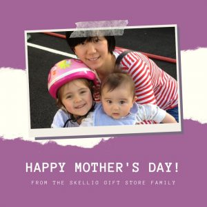 Mothers Day at Skellig Gift Store