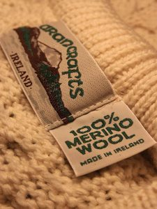 Our Essential Tips to Washing and Caring For Irish Sweaters