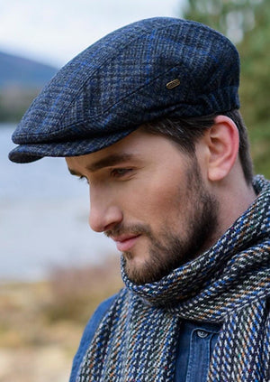 Charcoal Mucros Kerry Hat 434-1