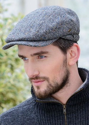 Gray Mucros Kerry Hat