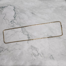 Load image into Gallery viewer, 9ct Yellow Gold Curb Chain