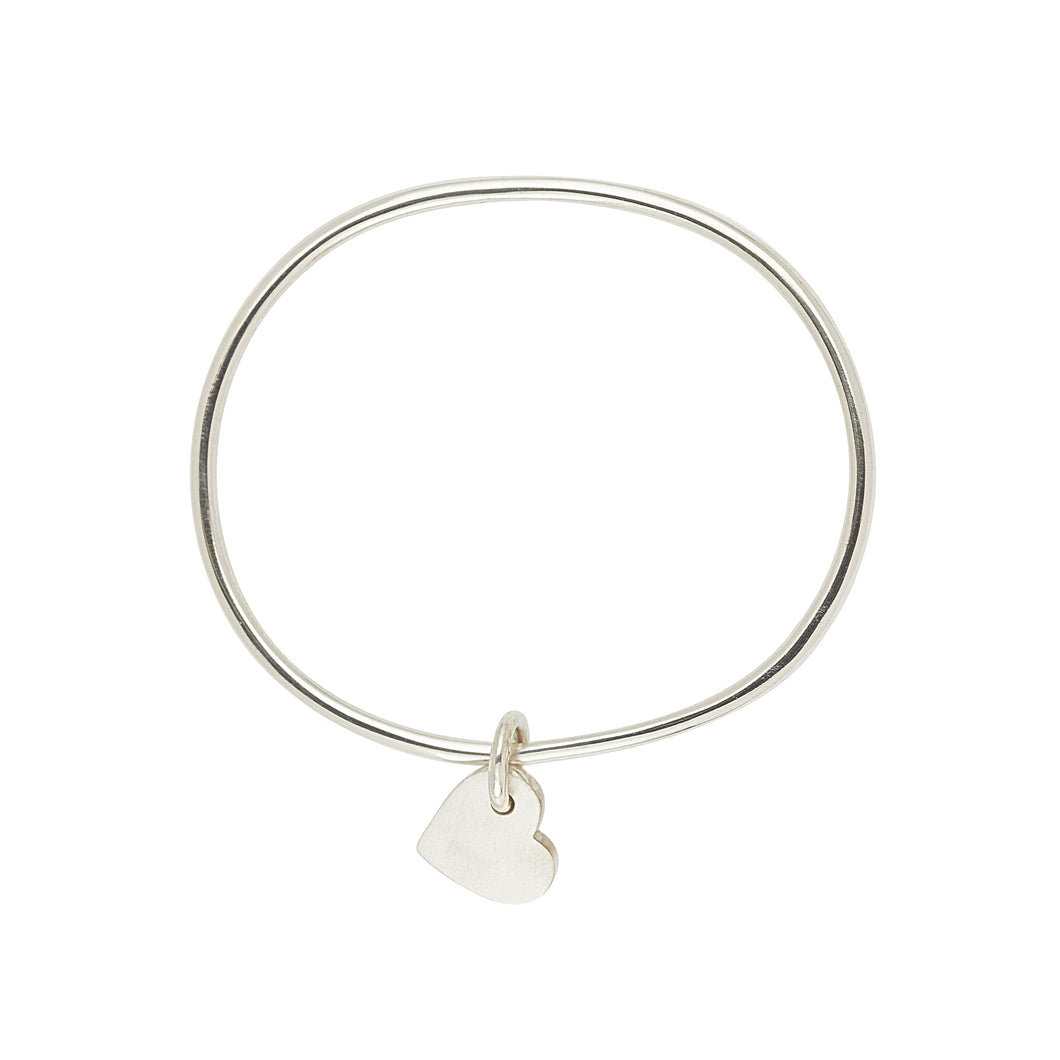 Wear your Love bangle with large charm