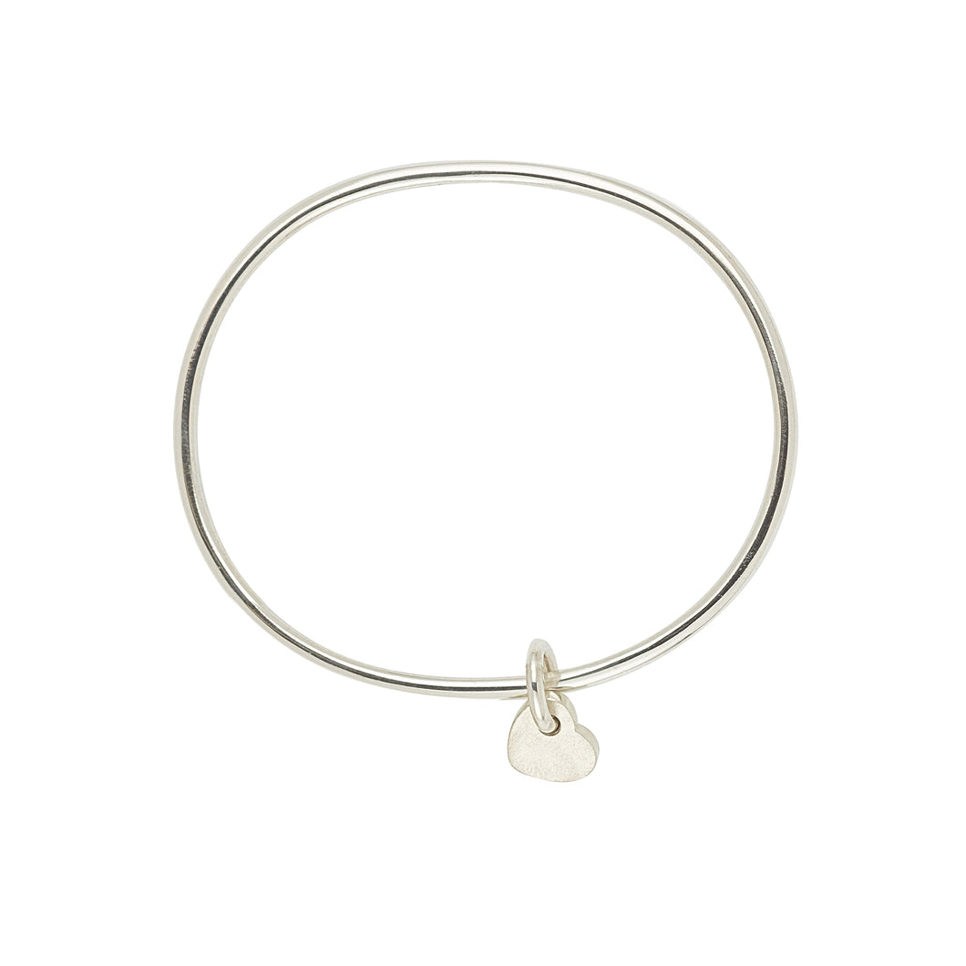 Wear your Love bangle with small charm