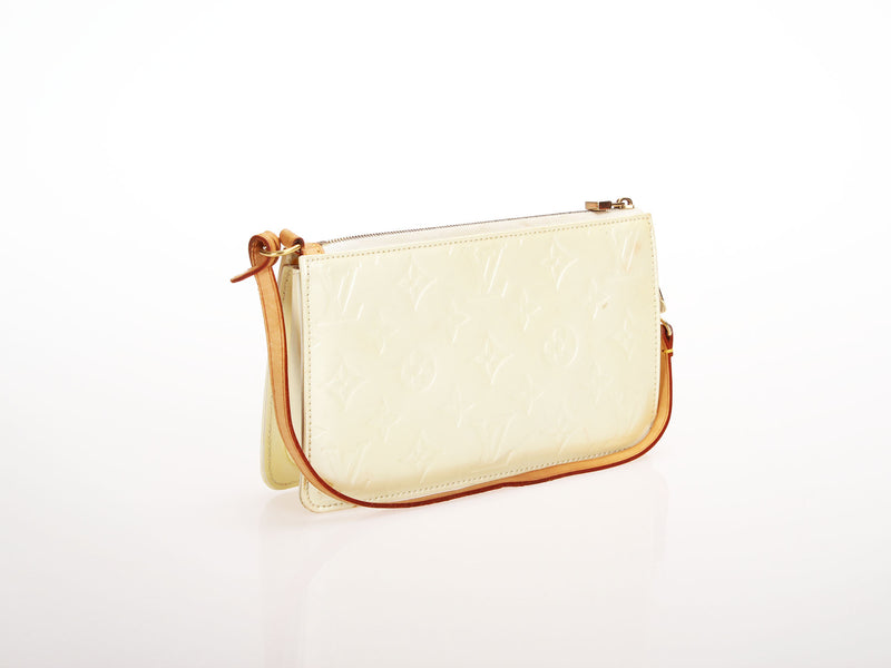<transcy>Louis Vuitton Verni Lexington Perle M91345</transcy>