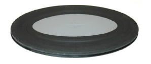 "Kayak - Rubber Hatch Cover 10"" x 18"" Oval"
