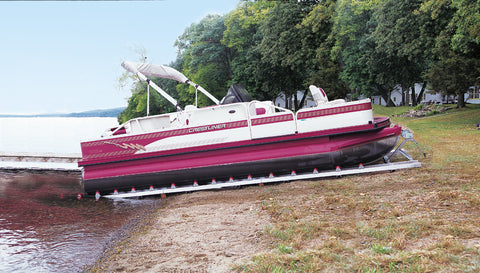 Roll-N-Go Model Pontoon Ramp