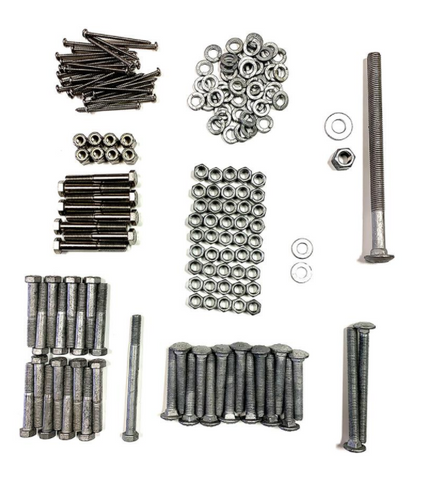 ShoreDocker HARDWARE KIT FOR  SD1200 (Nuts and Bolts)