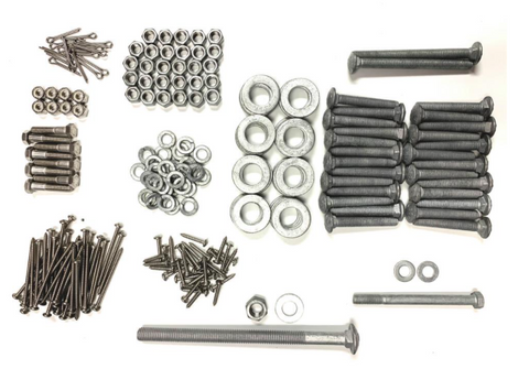 ShoreDocker HARDWARE KIT FOR SD 2000 (Nuts and Bolts)