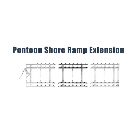 Roll-N-Go Pontoon Extension - 9'