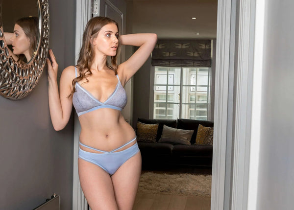 sustainably made lingerie