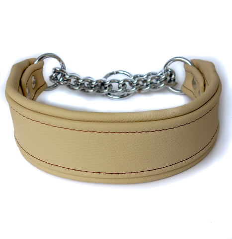 Martingale Training Leather Dog Collars