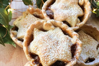 Pimped Up Mince Pies