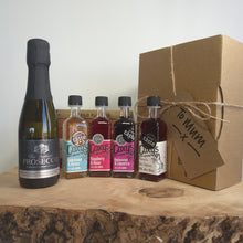 Load image into Gallery viewer, Coxy's Bellini Cocktail Kit Gift Box - perfect Gift for Mother's Day
