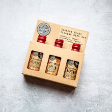 Load image into Gallery viewer, Infused Artisan Kent Fruit Vinegar Triple Gift Set