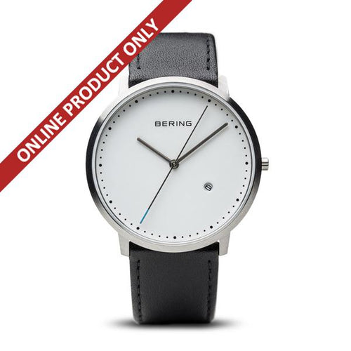 Bering Gents Quartz Classic Stainless Steel Watch 11139-404