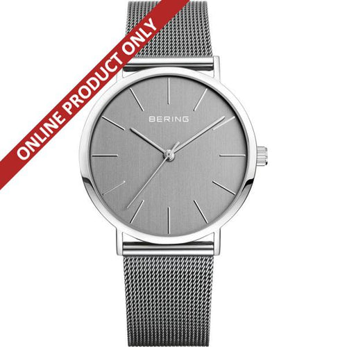 Bering Unisex Classic Quartz Stainless Steel Watch 13436-309