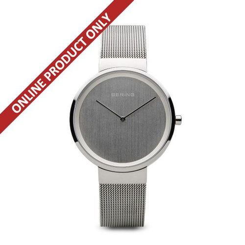 Bering Ladies Classic Quartz Stainless Steel Watch 14531-000