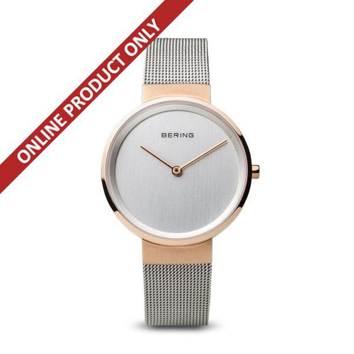 Bering Ladies Classic Quartz Stainless Steel Watch 14531-060