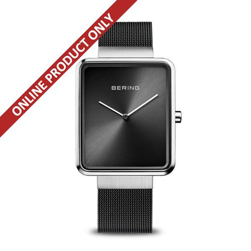 Bering Gents Classic Black Quartz Watch 14533-102