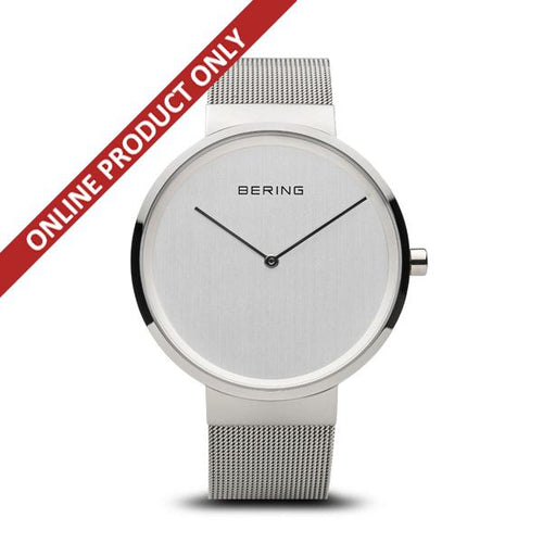 Bering Unisex Classic Quartz Stainless Steel Watch 14539-000