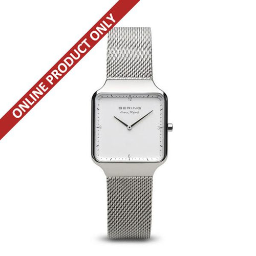 Bering Ladies Max Rene Quartz Stainless Steel Watch 15832-004