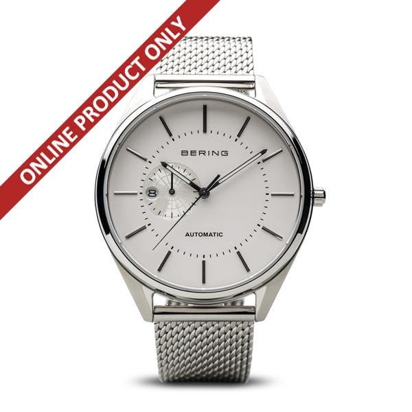 Bering Gents Stainless Steel Automatic Watch 16243-000