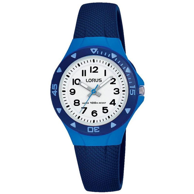 LORUS R2359MX9 Childrens Navy Blue Sports Design Watch