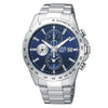 LORUS RF851DX9 Mens Stainless Steel Chronograph Watch