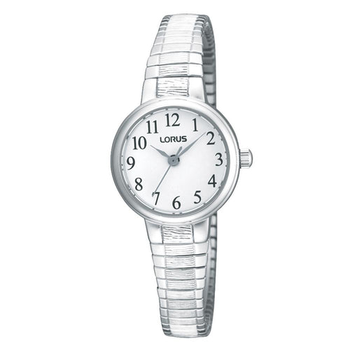 LORUS RG239NX9 Ladies Steel Expander Bracelet Watch