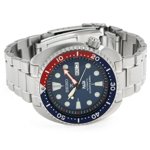 Seiko Men's Prospex 'Turtle' PADI Automatic Diver's Watch SRPA21K1