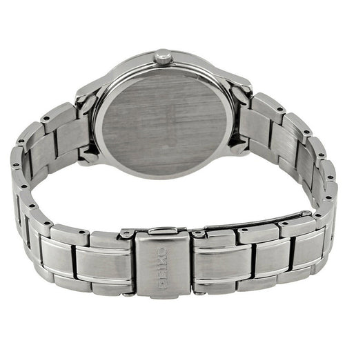 Seiko Ladies Classic Stainless Steel Bracelet Watch SXDG93P1