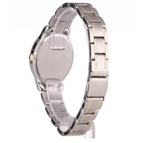 Seiko Ladies Two Tone Bracelet Watch SXDG94P1